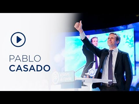 Pablo Casado, Presidente