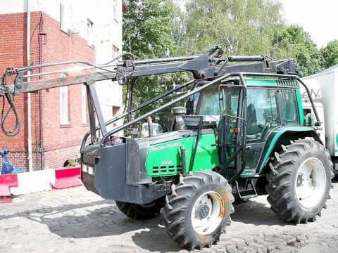Traktory, ciągniki