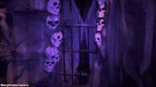 House of Horrors (Full Walkthrough) Universal Studios Hollywood