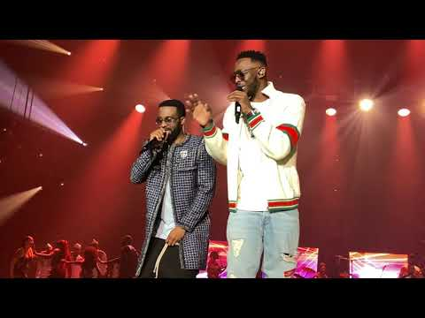 Fally Ipupa a Bercy AccorHotel Arena ft. Dadju