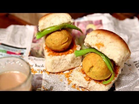Vada Pav – Low Calorie Recipe | Popular Street Food Recipe | Divine Taste With Anushruti