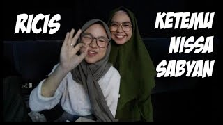 Video RICIS vs NISSA SABYAN. TERNYATA SAMA HEBOHNYAAAA.. MP3, 3GP, MP4, WEBM, AVI, FLV Januari 2019
