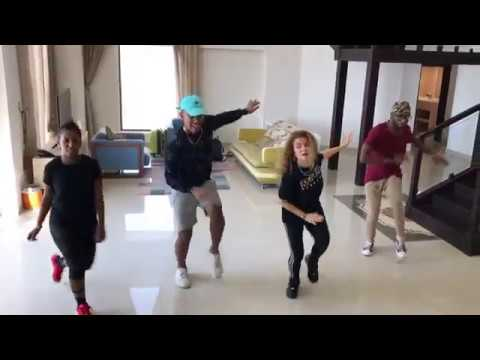 MOTO DANCERS Kranium - Can't Believe ft. Ty Dolla $ign & WizKid FT. AWASH AND SAAD