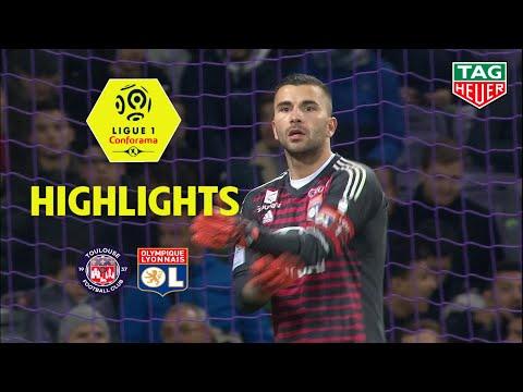 Toulouse FC - Olympique Lyonnais ( 2-2 ) - Highlights - (TFC - OL) / 2018-19