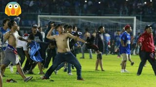 Video Full Detik Detik Kerusuhan AREMA vs PERSIB - Suporter Masuk Lapangan MP3, 3GP, MP4, WEBM, AVI, FLV Januari 2019