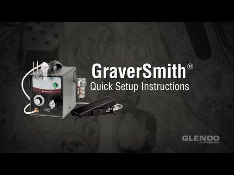 Hand Engraving & Stone Setting Tools: GraverSmith Quick Setup