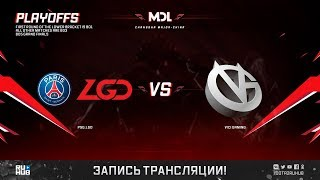 PSG.LGD vs Vici Gaming, MDL Changsha Major, game 1 [Jam, LighTofHeaveN]