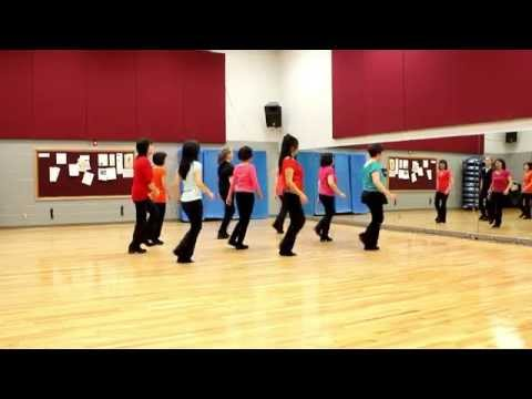 Yes! – Line Dance (Dance & Teach in English & 中文)