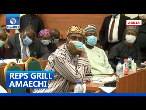 Rotimi Amaechi Grilled By Reps Over Chinese Loans