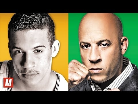Vin Diesel | From 3 To 49 Years Old