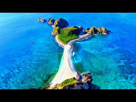 THE MOST BEAUTIFUL BEACH IN THE WORLD | Zamami Island, Japan (видео)