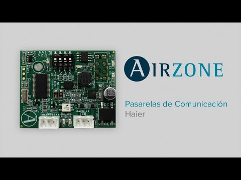 Pasarela de comunicaciones Airzone ® - Haier