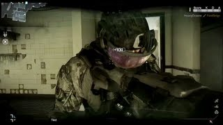 Call Of Duty: Ghosts MULTIPLAYER GAMEPLAY! (COD Ghost Official Reveal Trailer HD)