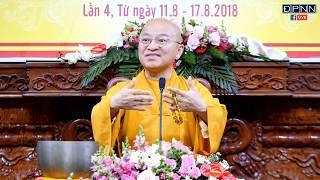 LIVESTREAM | TT. Thích Nhật Từ trả lời vấn đáp ngày 12/08/2018