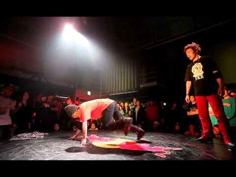 Redbull BC One FInal Round Bboy F.E vs OCtopus