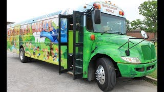 Book & Snack Mobile hits Sapulpa streets during summer