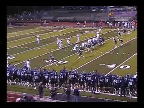 Evan Boehm High School Highlights video.