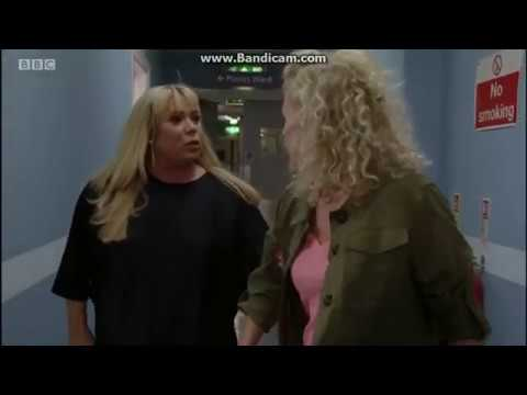 EastEnders - Sharon and Lisa Argue (24th July 2017)