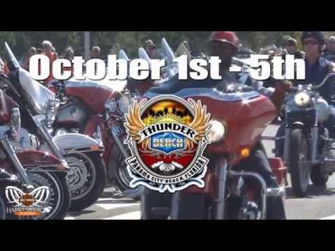bikerbabes - Hot Harley Biker Babes at Thunder Beach. Harley Davidson Motorcycle Biker Rally Florida. 2014 Thunder Beach Fall Rally Panama City Beach Florida. See more at...