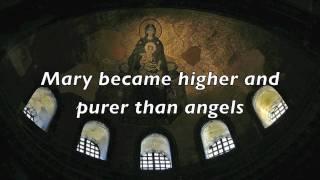 Video Mani dakhwoth (Who is like me?) - Ancient Syriac hymn in honor of Virgin Mary MP3, 3GP, MP4, WEBM, AVI, FLV Januari 2019