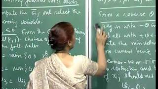 Mod-01 Lec-28 Bounded Variable Transportation Problem, Min-cost Flow Problem.