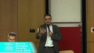 Conférence d'introduction des RUIC2016