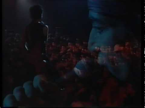 Live Music Show Alan Vega (1983)
