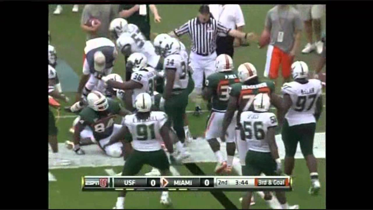 Jacquian Williams vs Miami vs  ()