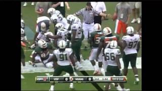 Jacquian Williams vs Miami vs  ()