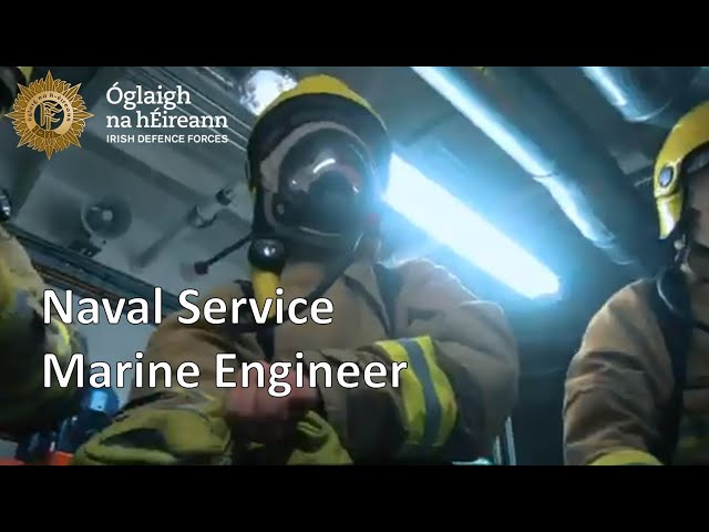 Defence Forces Naval Service Marine Engineering