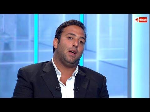 أحمد حسام ينصح الفتيات بالزواج من الرجال الذين كان لهم مغامرات