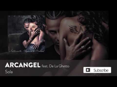 Sola (Audio) - Arcangel (Video)