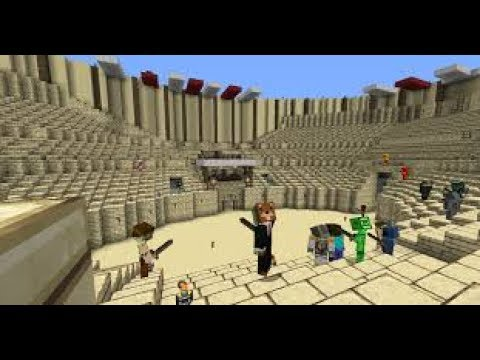 PopularMMOs Minecraft BLOCK OF EVIL YOU WILL NOT BE LUCKY unforgettably !Custom Command