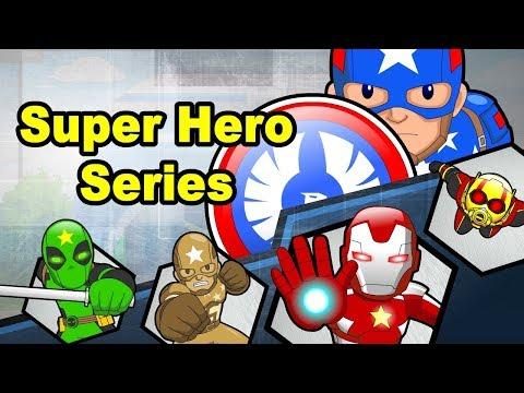 "21 mins Citi Heroes Series 19 ""Super Hero"""