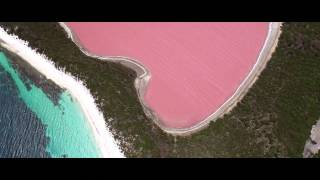 Australia's Pink Lake is one of the most isolated, naturally unique areas of the world. It's bright, distinctive water has brought ...