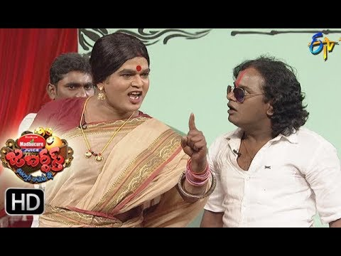 Bullet Bhaskar, Sunami SudhakarPerformance | Jabardasth | 9th November 2017