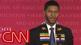 Download Youtube: Harvard graduate's unique speech goes viral