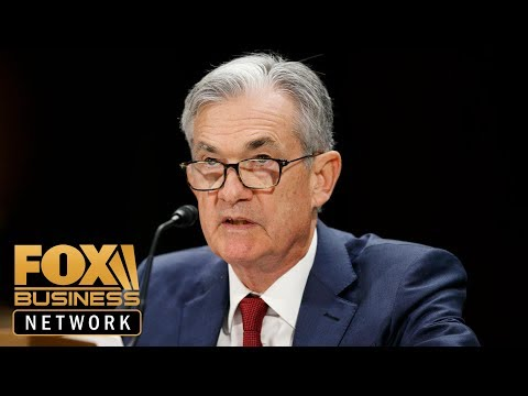 Powell says the Fed is not forecasting or expecting a US recession