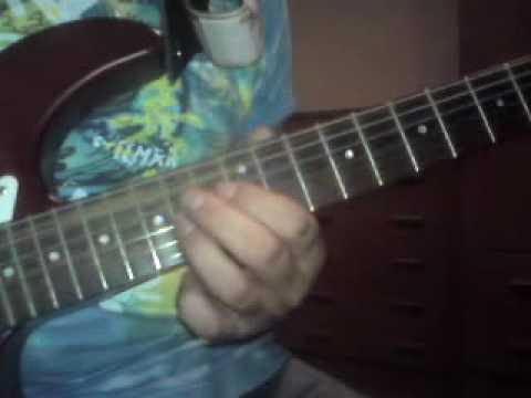Papel secante punteo tutorial guitarra extremoduro