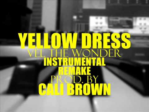 Vel the onder yellow dress free
