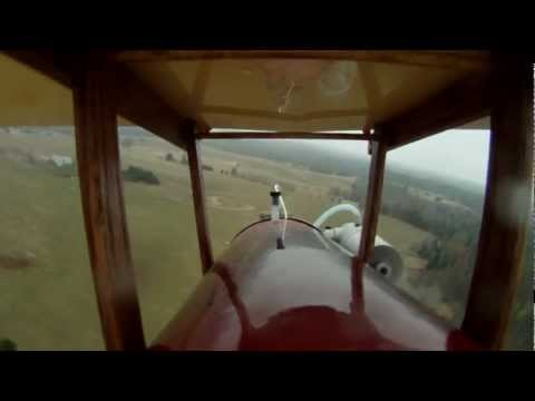 Video Onboard the Gere Sport Bipe: RC Aerial download in MP3, 3GP, MP4, WEBM, AVI, FLV January 2017