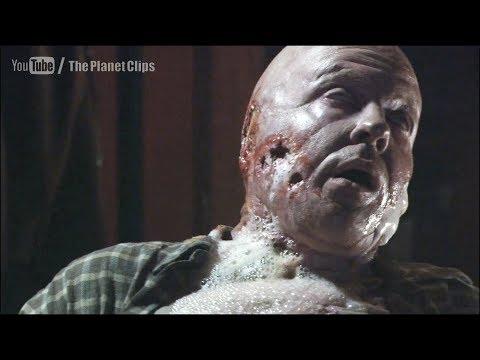 Critically ill alien dramatically died | Species III (2004) Film Scene