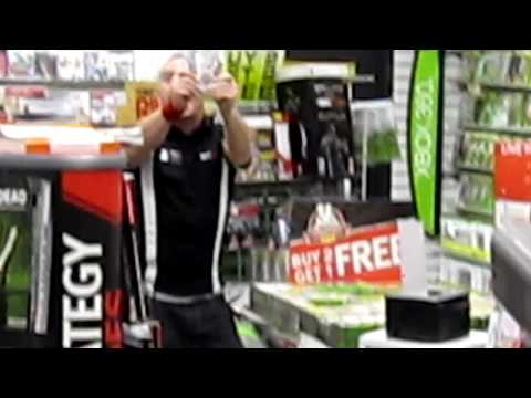 Gamestop Employee Is Sick of His Job