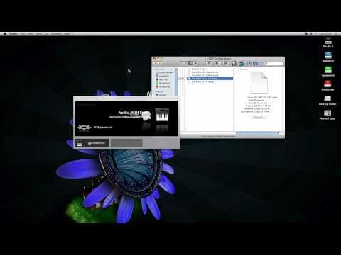 02 Mastering Audio MIDI Setup.