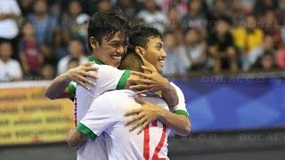 Video Timnas Futsal Indonesia U-20 (5) VS (3) Vamos Mataram - Friendly Match MP3, 3GP, MP4, WEBM, AVI, FLV Mei 2017