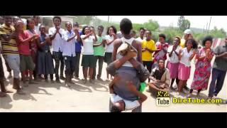 Ahmed Teshome / Dimbi/ - Yetizitaw Feres - [New Ethiopian Music Video 2014]