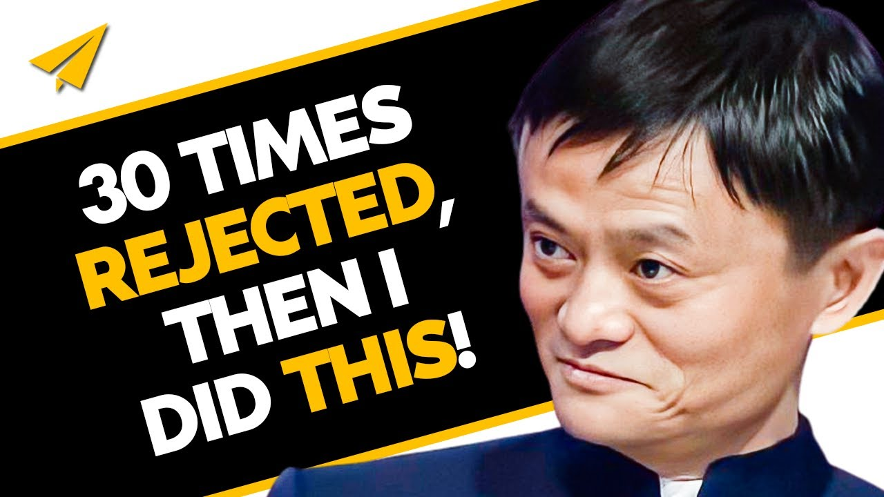 Jack Ma's Top 10 Rules For Entrepreneurship, Business and Success