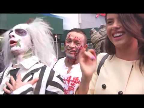 Vidéo Horreur Halloween 2016 : top 10 costume deguisement halloween Horreur 2016