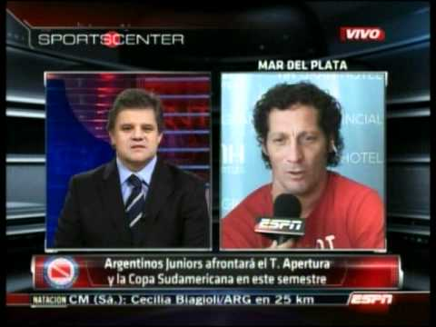 Pedro Troglio habla sobre Sergio Batista