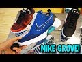 The Sole Brothers VLOG #77 Nike Grove!